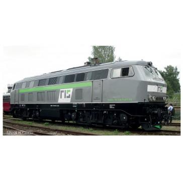 Tillig 04703 Diesellokomotive 218 468 der Regio Infra Sachsen GmbH, Ep. VI