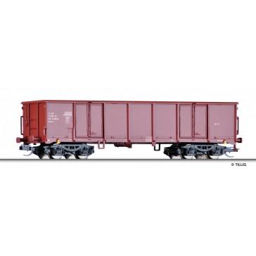Tillig 15277 Offener Güterwagen Eaos-v der OSE, Ep. IV