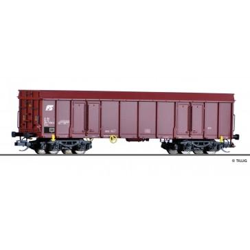 Tillig 15714 Offener Güterwagen Ealos-x der FS Trenitalia, Ep. VI