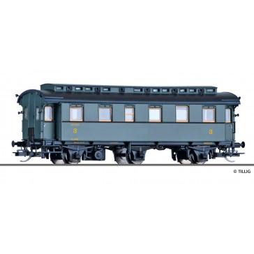Tillig 16056 Reisezugwagen 3. Klasse der SNCB, Ep. II