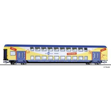 Tillig 16808 Doppelstockwagen metronom Eisenbahngesellschaft mbH, Ep. VI