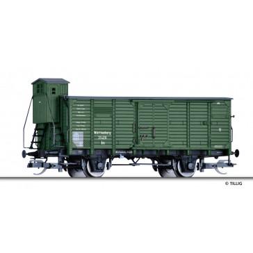 Tillig 17397 Gedeckter Güterwagen Gm der K.W.St.E., Ep. I
