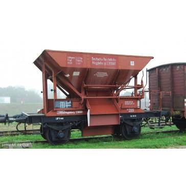 Tillig 17505 Schotterwagen, Museumswagen der Magdeburger Eisenbahnfreunde e.V., Ep. VI