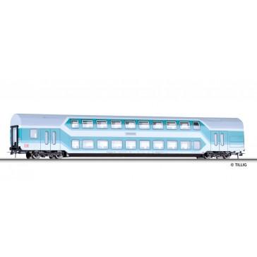 Tillig 73814 Doppelstockwagen 2. Klasse DBz 751 der DB AG, Ep. V