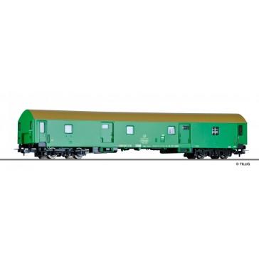 Tillig 74891 Bahnpostwagen Post me-bll/24,2, Typ Y, der Deutschen Post, Ep. IV