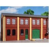 Auhagen 80519 Wand 2410E ++ NEU /& OVP H0 Wände 2410F und Wände 2410H rot