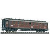 Fleischmann 515308 Schnellzugwagen 3.Kl.KPEV+Zugschlu