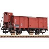Fleischmann 535802 ged. G-wagen mit BrHs Bauart G10