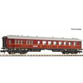 Fleischmann 863303 F-Zug Speisewagen, rot