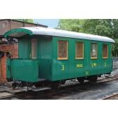 Liliput 344360 Personenwagen C569, ex.Zillertalbahn, Ep. III-V