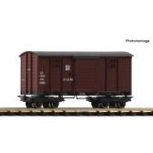 Roco 34622 Gedeckter Güterwagen, DR epoche 3