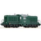 Roco 63874 Diesellok 2045 grün Flügelr