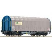 Roco 67315 Schiebeplanenwagen 4a. RailSider-