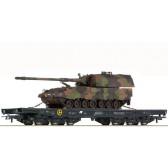 Roco 67595 Schwerlastwagen FS+Leopard