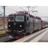 Roco 70452 E-Lok Rc3 SJ schwarz Sound