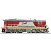 Roco 72788 Diesellok ChME 3 SoundPID-Desi
