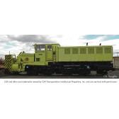 Roco 72803 Schneeschleuder CSX, gelbgrün