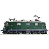 Roco 73255 E-Lok Re 4/4II grün DC-Sound