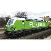Roco 73313 E-Lok BR 193 Flixtrain Sound