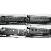 Roco 74162 4er Set Spantenwagen ÖBB