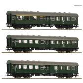 Roco 74184 Set Umbauwagen 4a. DB