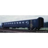 Roco 74563 Schnellzugwagen EW II 2. Klasse, SBB epoche 4
