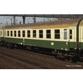 Roco 74801 Reisezugwagen 1./2. Kl. DR creme