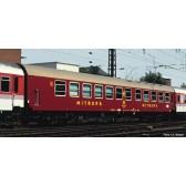 Roco 74806 Speisewagen MITROPA rot