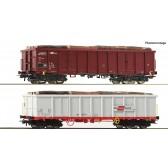 Roco 76076 2er Set Eaos/Eanos RCA/RCH