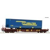 Roco 76221 Taschenwagen T3 AAE+Walter