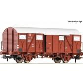 Roco 76302 Ged.Güterwagen Gs FS