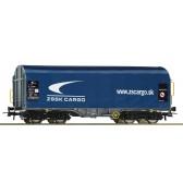 Roco 76441 Schiebeplanenwagen blau