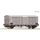 Roco 76600 Ged. Spitzdachwagen, grau
