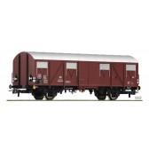 Roco 76614 Ged. Güterwagen Glmhs+Bel.AC