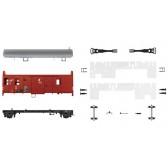 Roco 76680 Bausatz:Güterzugbegl.wagen
