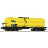 Roco 76695 Kesselwagen GATX gelb