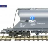 Roco 76701 Staubbehälterwagen  KVG grau