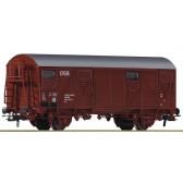 Roco 76896 Gedeckter Güterwagen, DSB epoche 4