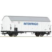 Roco 76990 Kühlwagen Interfrigo