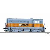 Tillig 02753 Diesellokomotive Reihe 740 der AWT a.s. (CZ), Ep. VI