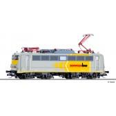 Tillig 04395 Elektrolokomotive 140 797-2 der LDS GmbH, vermietet an die Schweerbau GmbH & Co. KG, Ep. VI