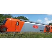 Tillig 04853 Diesellokomotive 247 902 der Rail Transport Service Germany GmbH , Ep. VI