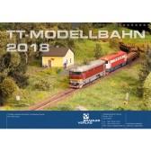 Tillig 09561 TT-Kalender 2018 (Bradler Verlag)