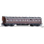 Tillig 13165 Reisezugwagen 3. Klasse der K.P.E.V., Ep. I