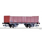 Tillig 14289 Offener Güterwagen El-u der DR, Ep. IV