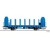 Tillig 14601 START-Rungenwagen Laaps der PKP Cargo, Ep. VI