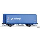 Tillig 14844 START-Schiebewandwagen Hbis-tt der PKP Cargo, Ep. VI
