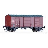 Tillig 14882 Gedeckter Güterwagen Gdov der JZ, Ep. III