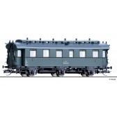 Tillig 16051 Reisezugwagen 3. Klasse der BBÖ, Ep. III