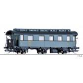 Tillig 16052 Reisezugwagen 1./2. Klasse der CFL, Ep. III
